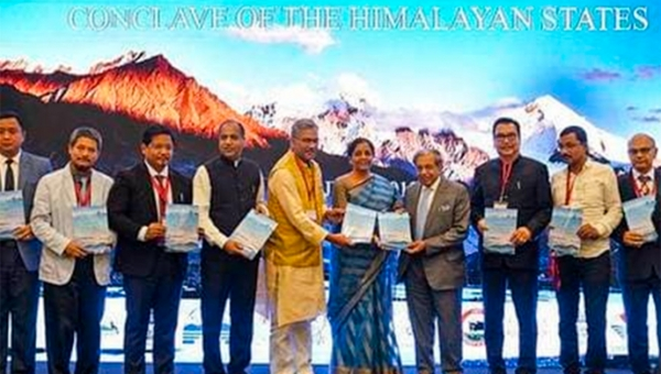 Conclave of the Himalayan States, Mussoorie
